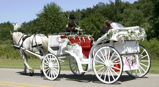 کالسکه عروس
